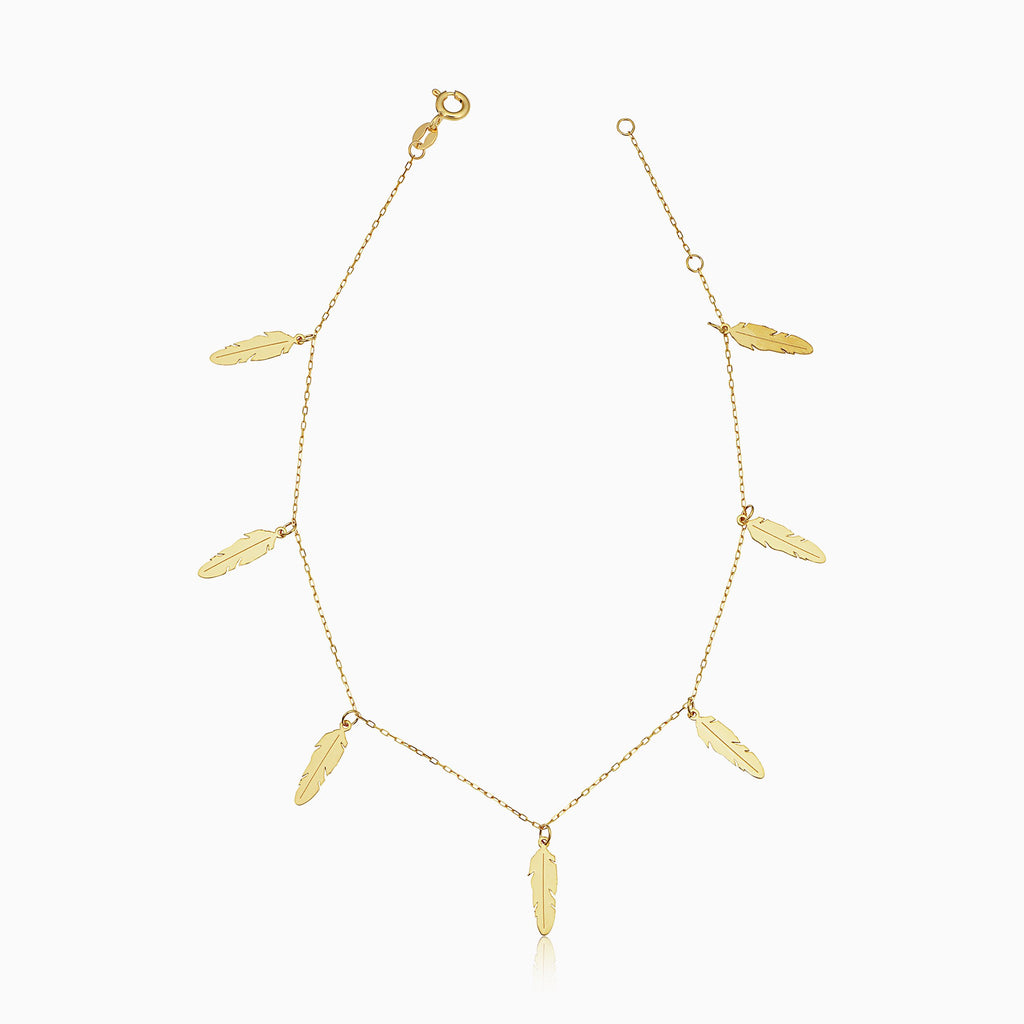 Birds of a Feather Anklet