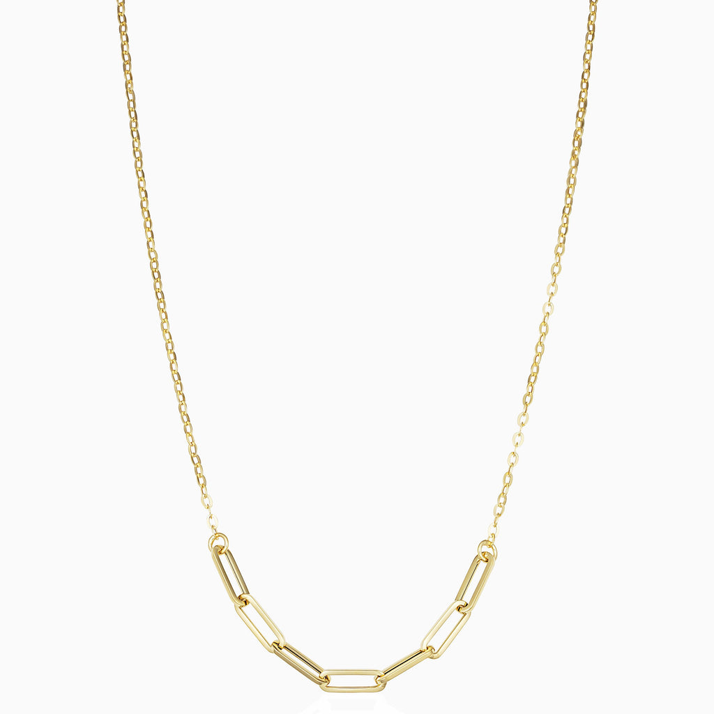 Venice Link Necklace