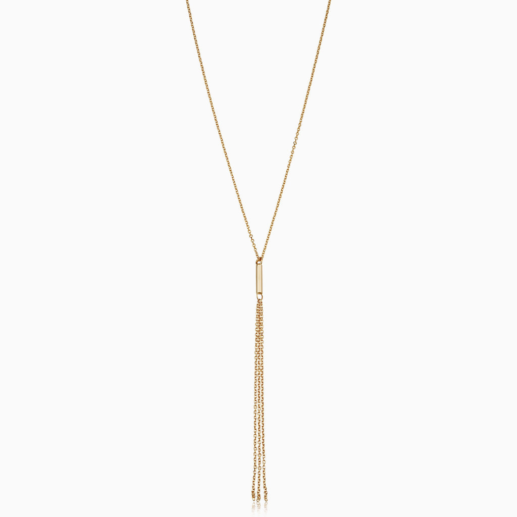 Vicenza Drop Necklace