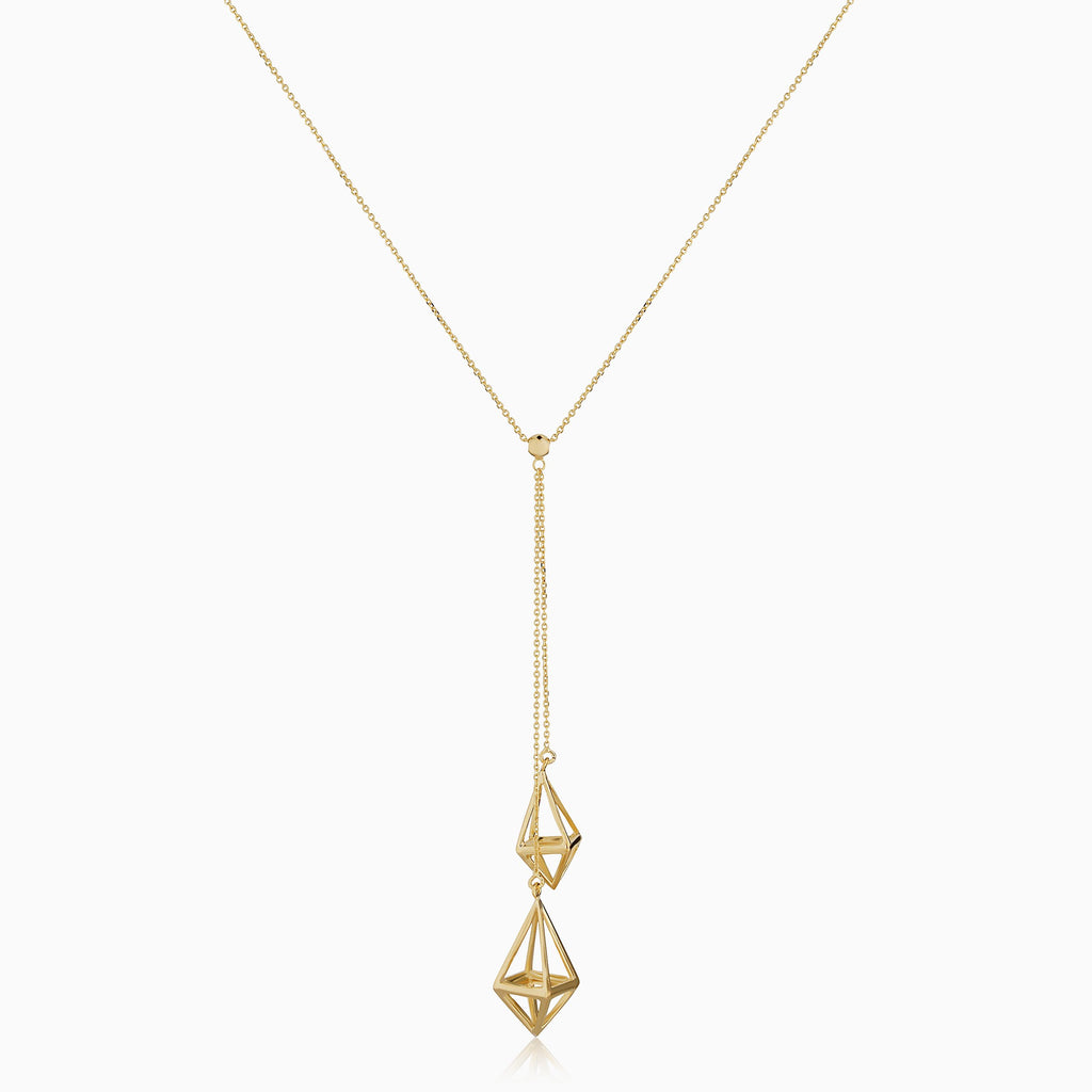 Astoria Drop Necklace
