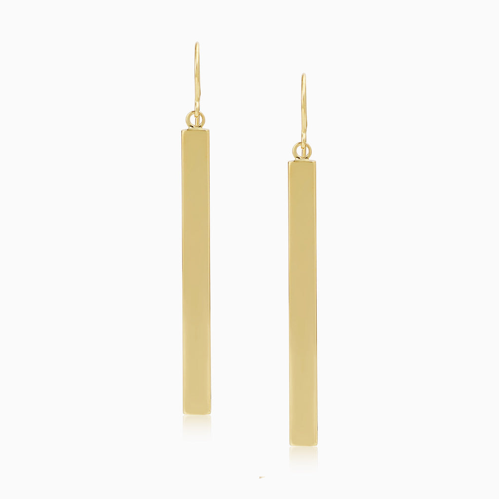 Pisa Oversized Drop Earrings
