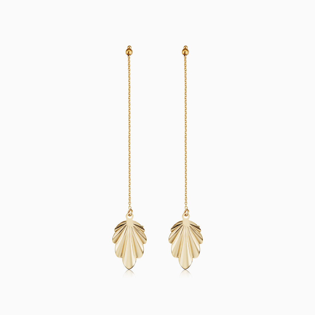 Fanfare Drop Earrings