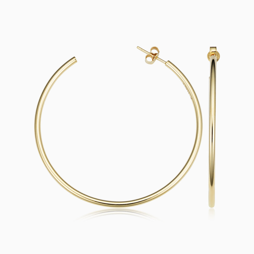 Sicily Large Hoops