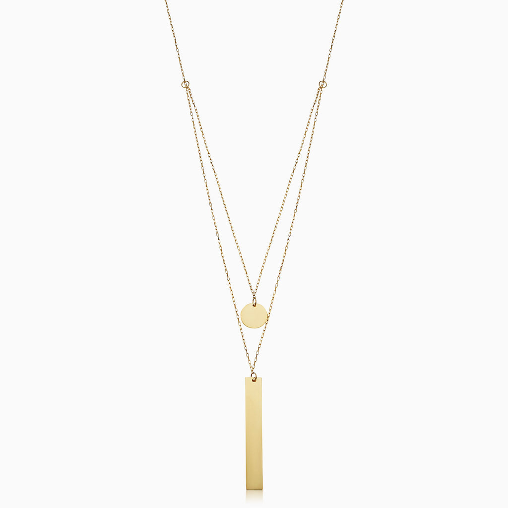 Manhattan Layered Necklace