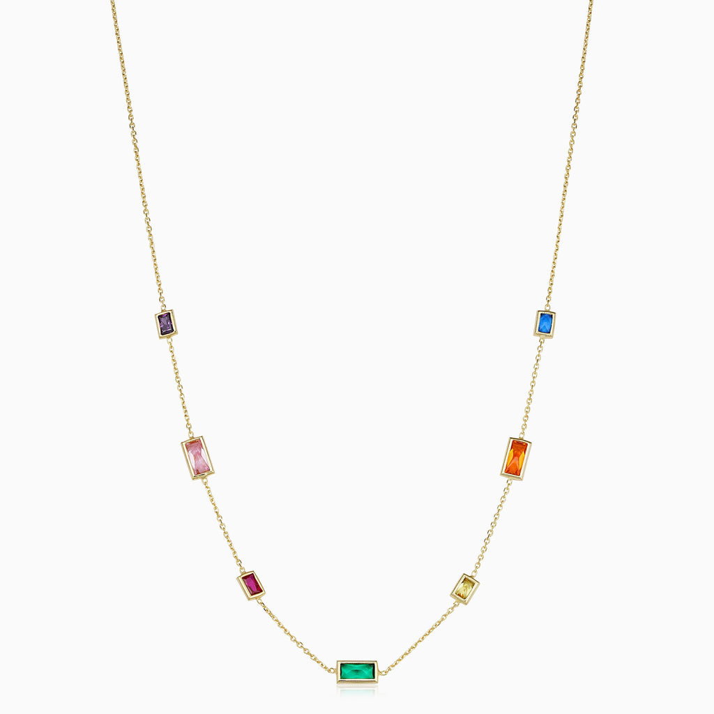 Fresco Station Necklace