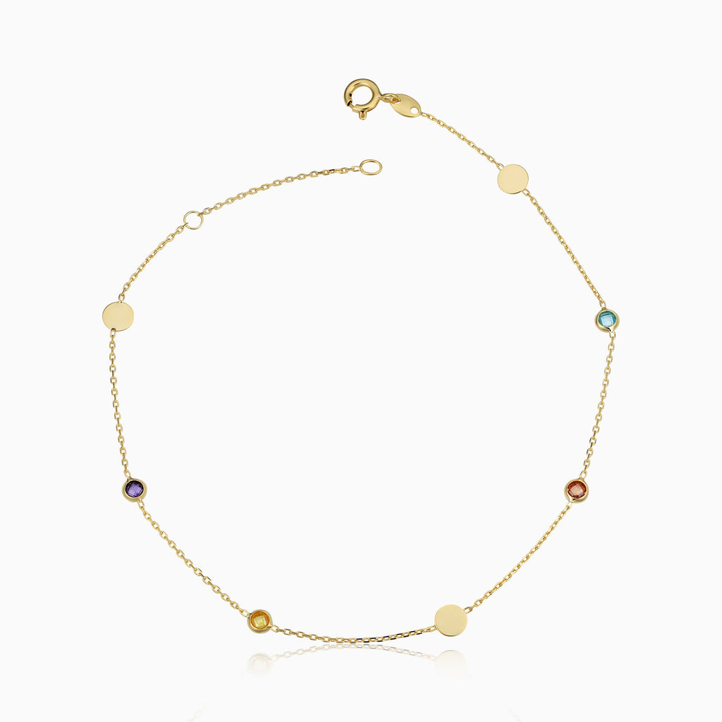 The Met Anklet