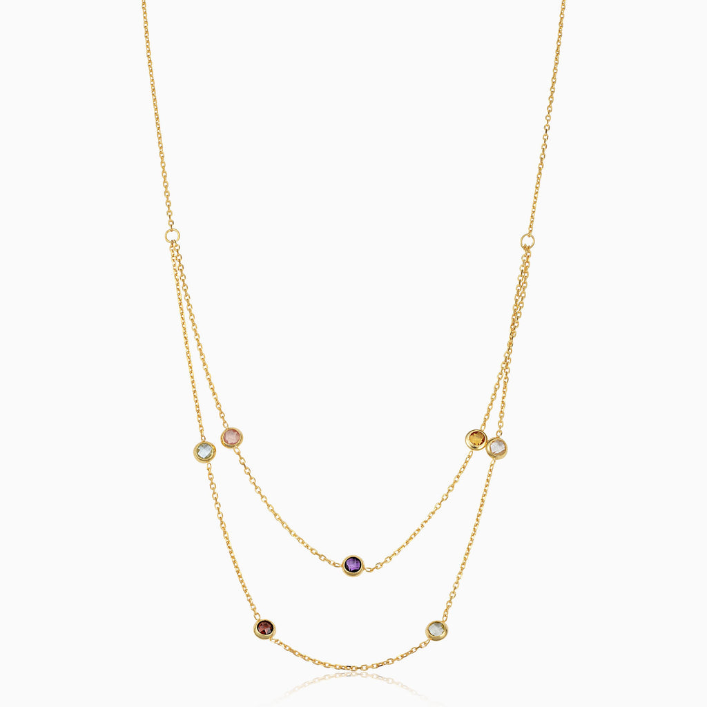 Met Layered Necklace