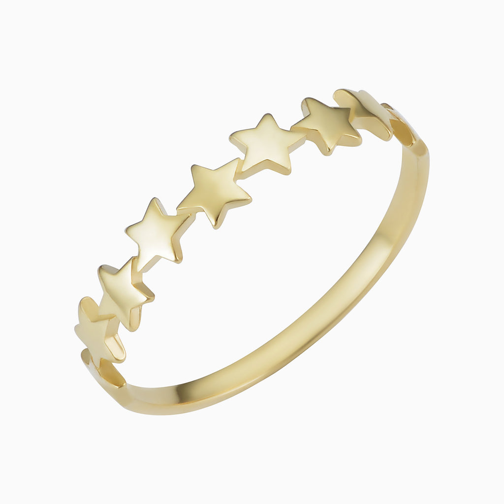 Aim for the Stars Ring
