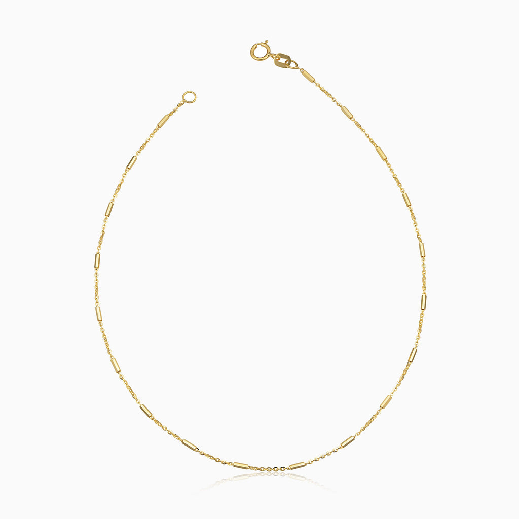 Vicenza Rolo Anklet