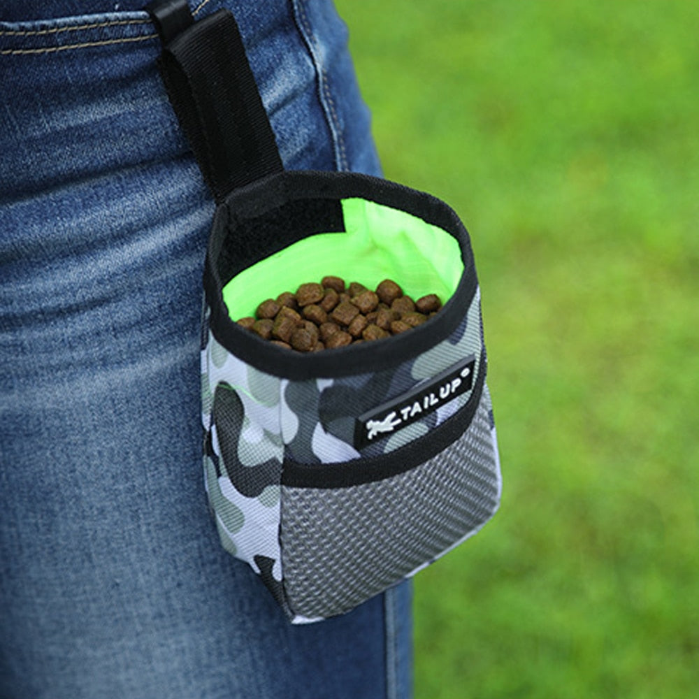 Outdoor Dog Treat Bag | Bibop Store