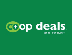 Save Big $'s Monthly with Co+op Deals!