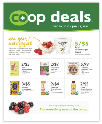 Coop Deals Dec - Jan 19 - 2021