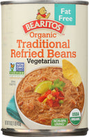 Org Traditional Refried Beans, FF