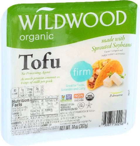 Organic Sprouted Firm Tofu