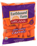 bagged, Baby Carrots