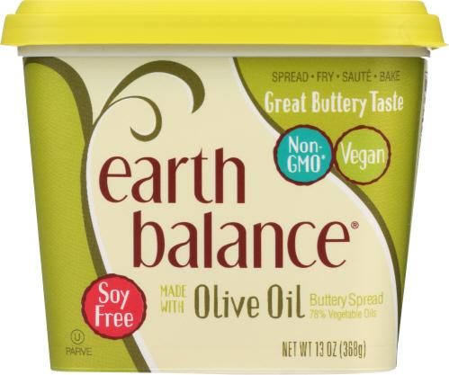 Earth Balance, Olive Oil Spread