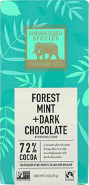 Chocolate with Forest Mint