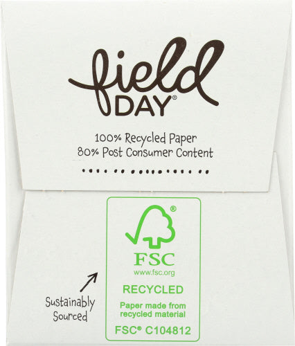 100% Recycled Facial Tissue