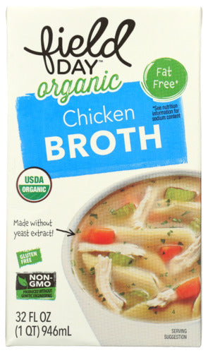 Organic Chicken Broth