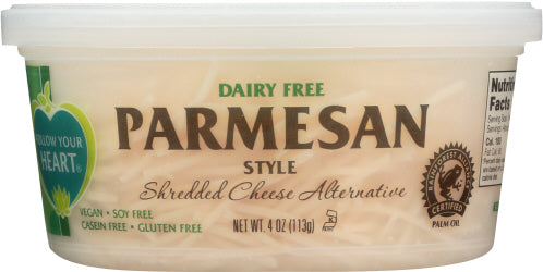 Vegan Shredded Parmesean Cheese