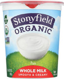 Organic Whole Milk Plain