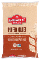 Puffed Millet