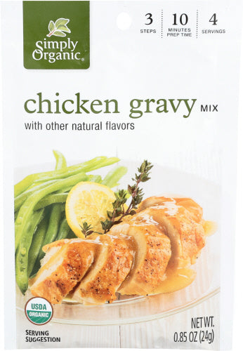 Organic Roasted Chicken Gravy
