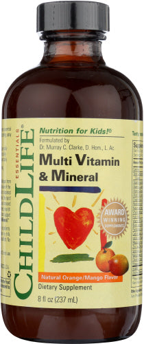 Child's Life Multivitamin