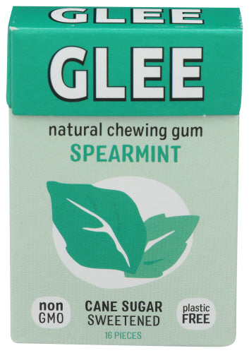 Spearmint Chewing Gum