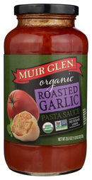 Organic Roasted Garlic Sauce