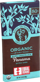 Panama Dark Chocolate Bar