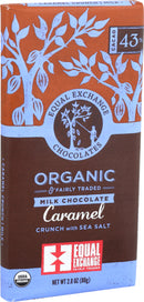 Milk Chocolate Caramel Sea Salt