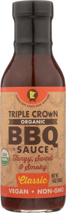 Organic Classic Triple Crown