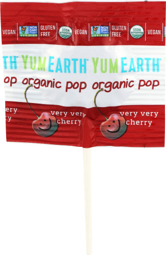 YumEarth Organic Sucker