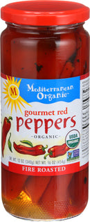 Organic Roasted Red Pepper