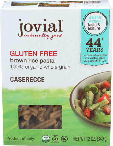 Organic Brown Rice Caserecce