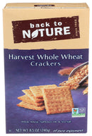 Harvest Whole Wheat Crackers