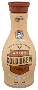VANILLA LATTE COLD BREW COFFEE