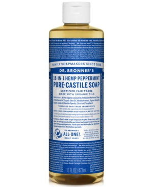 CASTILE SOAP PEPPERMINT
