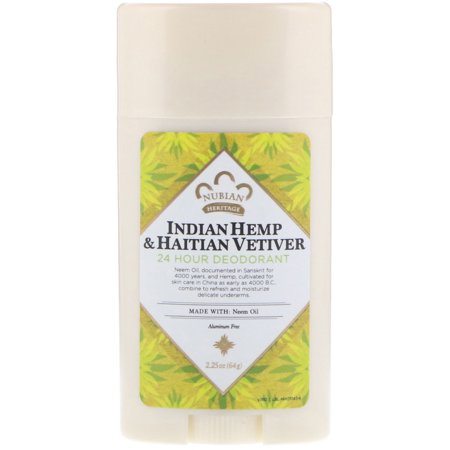 Deodorant Hemp/Vetiver