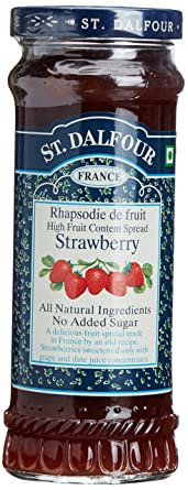 Wild Strawberry All Fruit Jam