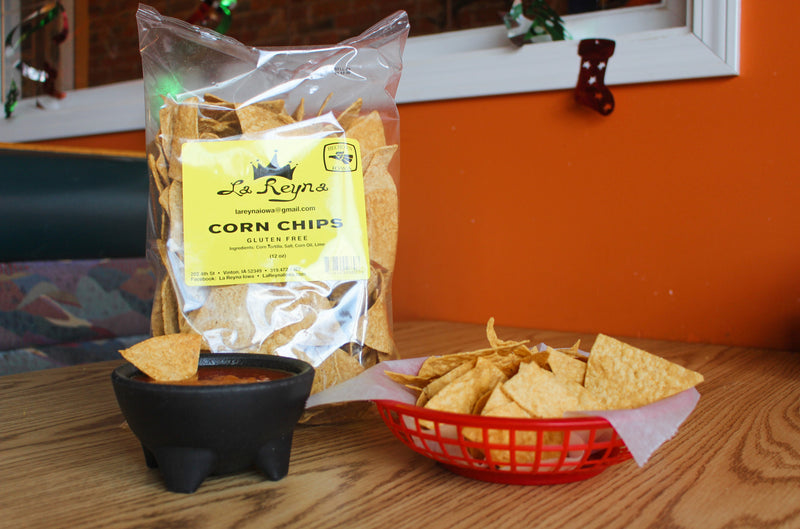 Local Corn Tortilla Chips
