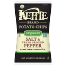 Organic Salt & Pepper Kettle Chip