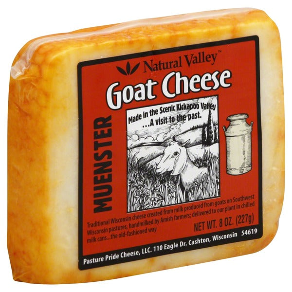 Muenster Goat Cheese