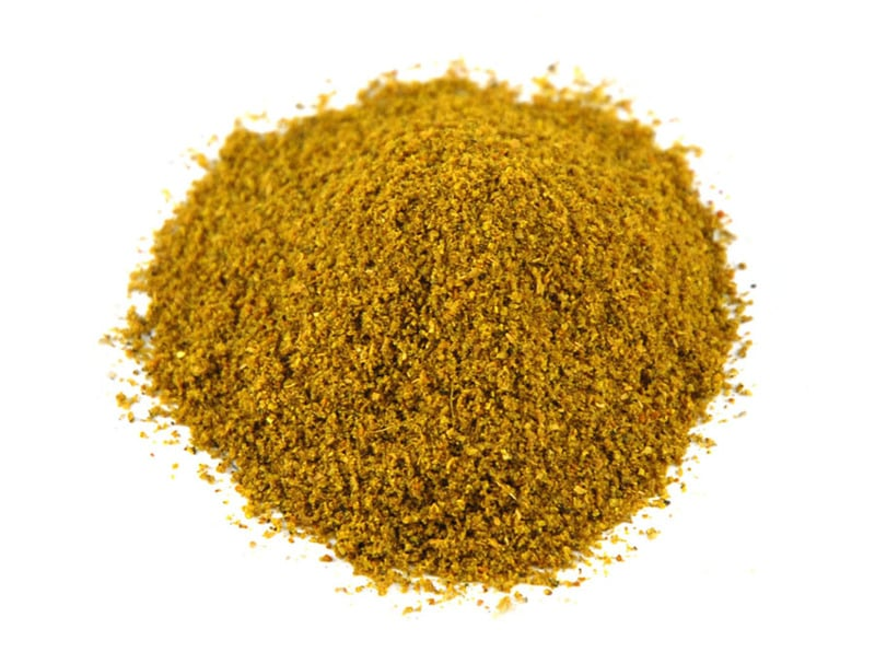 Organic Curry Powder, 1/4 Cup