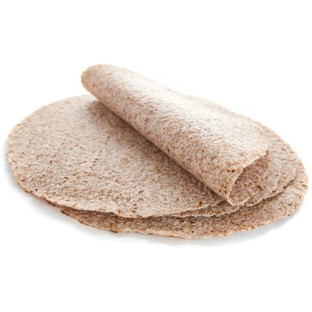 Organic Whole Wheat Tortilla, 8""