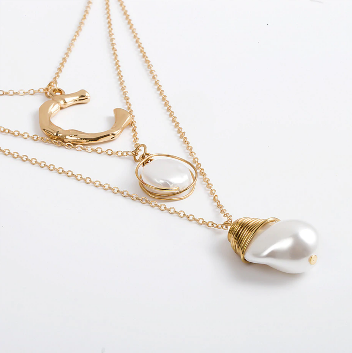 Blair Layered Necklace