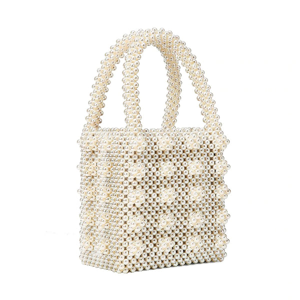 Dominique Pearl Bag
