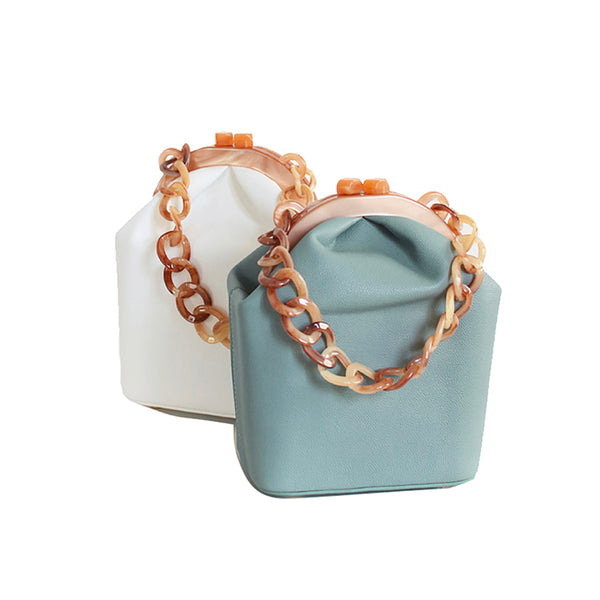 Jade Bucket Bag