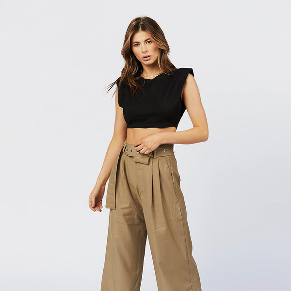 Margaret Cropped Top